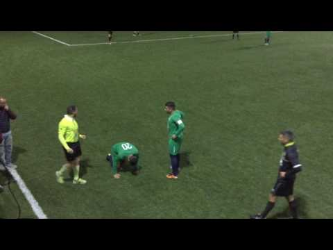 Alitalia Calcio 2-6 Jem Fitness C8 | Serie A - 9ª | Integrale