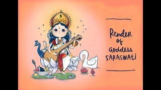 lesser known fact about goddess saraswati