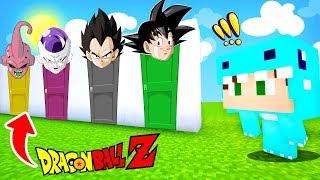 Puertas Sorpresas De Dragon Ball Las Mas Poderosas 😱 Minecraft Bebe Mlo
