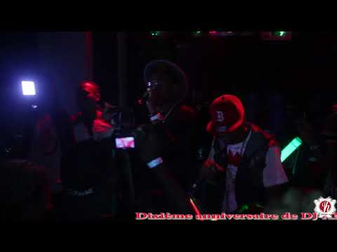 DJ Anthony Birthday Bash - MechanT On Stage