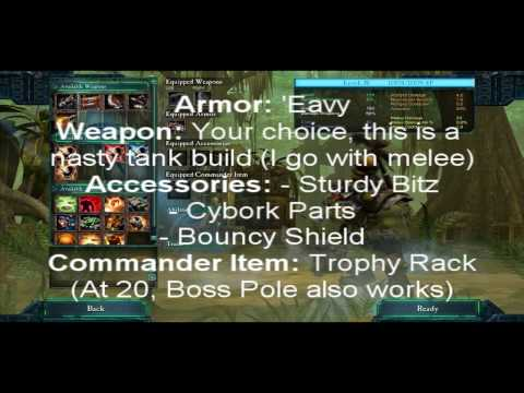 Dawn of War 2 Last Stand Mode Guide Part 1: Ork Mekboy |