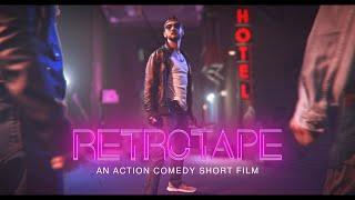 RETROTAPE | Kung fury fan film (2021)