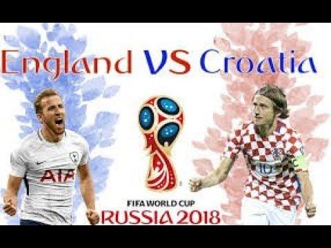 Trực Tiếp bóng đá Anh vs Croatia – Bán kết world cup 2018 | Trực tiếp bóng đá vtv3