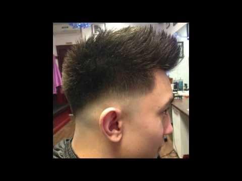 How To Cut A Faux Hawk | Faux Hawk Fade
