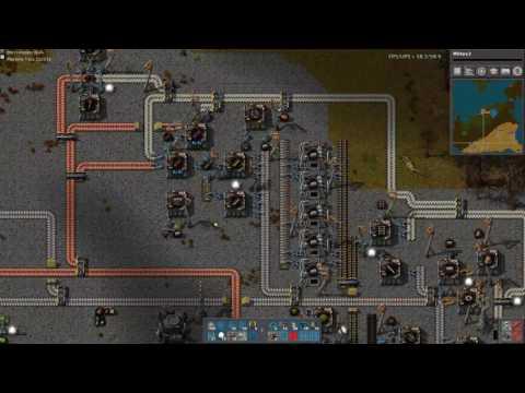 Factorio: Modular Factory   Electric Tastes