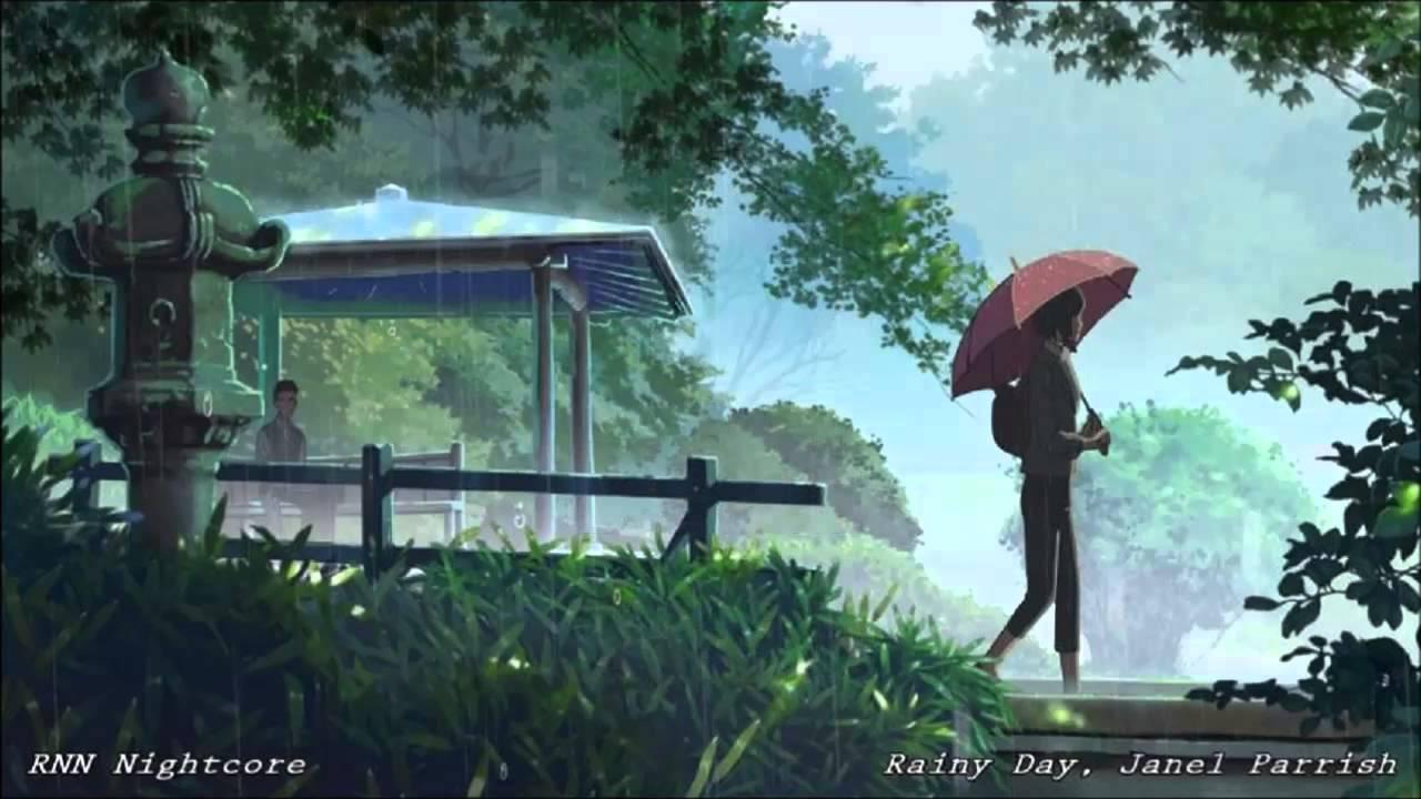 Download Nightcore - Rainy Day (original by Janel Parrish) + lyrics