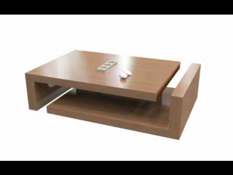 Make yourself BIELO the coffee table - Make Yourself BIELO The Coffee Table - YouTube