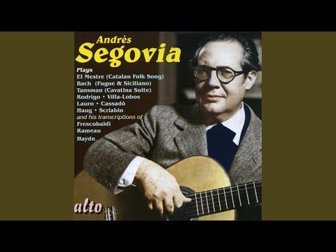 Lo Mestre (Catalonian Folk Song)