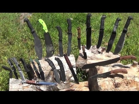 KA-BAR Product Line Review, Blades of Our Fathers