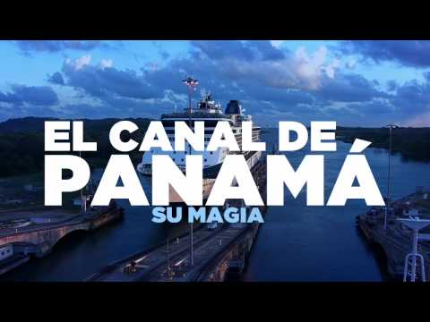El canal de Panama - Infographics - 15 Years Discovery Channel