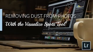 Lightroom Coffee Break: Removing Dust from Photos with the Visualize Spots Tool
