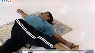 How to do Hastapadangusthasana  for Beginners - Shelly Khera - Yog Shakti
