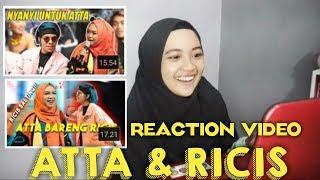Download lagu REACTION VIDEO - ATTA & RICIS