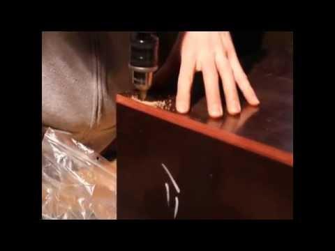 Производство экранов для батарей - YouTube