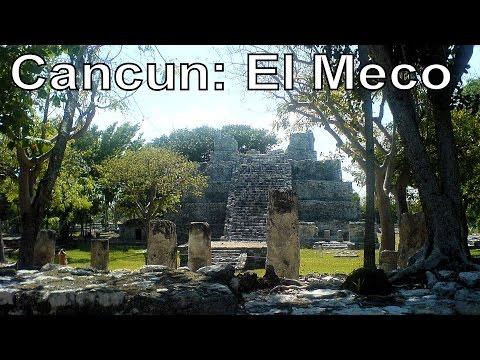 Cancún - El Meco Ruins; Mexico | RotWo