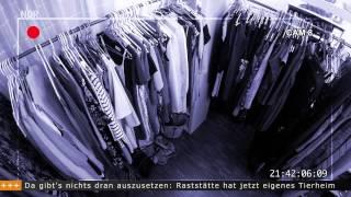 Verschollene Frau aus Kleiderschrank gerettet