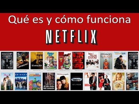 Qué es Netflix, Cómo funciona y Consejos - Ver Películas Online