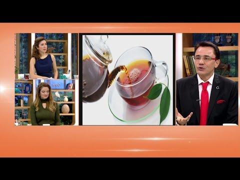 Renkli Sayfalar 161. Bölüm- Yarım beden incelten çay tarifi!