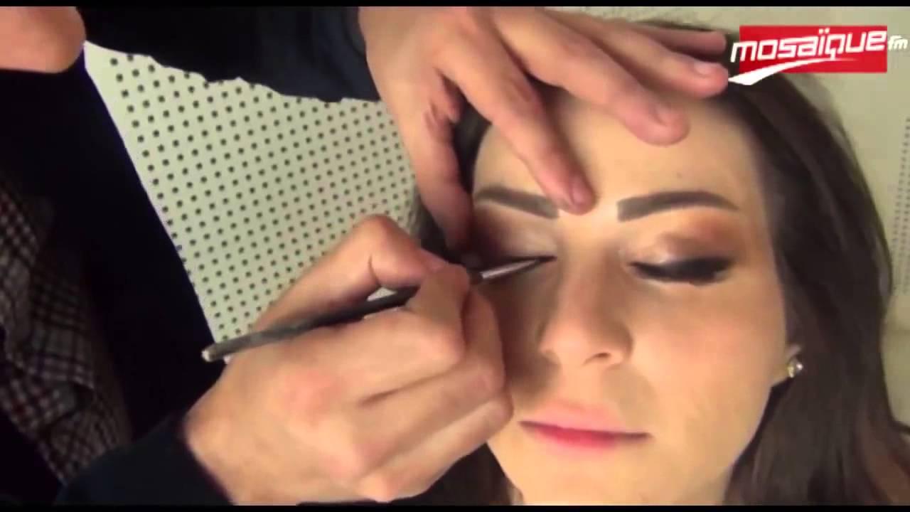 Assez Astuce Beauté Maquillage Mariée Par Fakher - YouTube MV83