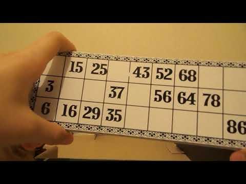 Как играть в лото на деньги правила дома