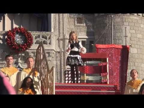 Jackie Evancho -- Pie Jesu, the Disney Parks Christmas Day Parade 2010 -- Day 3