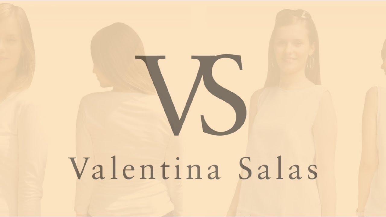 98b8808a9 Valentina Salas - Colección de Blusas - YouTube