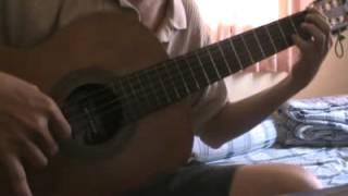 DẤU CHÂN ĐỊA ĐÀNG - Guitar Solo, Arr. Thanh Nhã