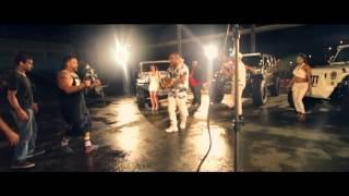 No Voy A Dejarte [Behind The Scenes] - El Boy C ft. Farruko, Alexio La Bestia y Almighty