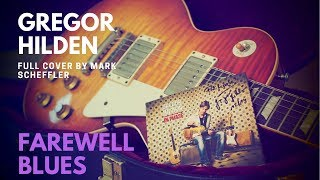 Farewell Blues - Gregor Hilden FULL COVER