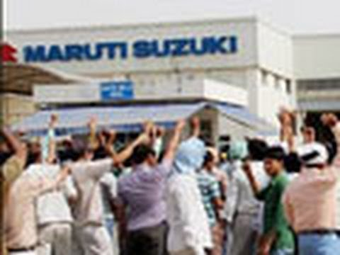 Truth vs Hype: Maruti - Trouble at the Plant