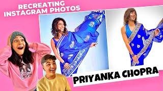 RECREATING INSTAGRAM PHOTOS Challenge PART 2 | Rimorav Vlogs