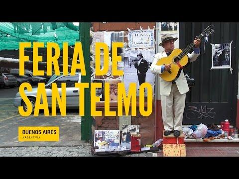 Feria de San Telmo • Buenos Aires  | JOEJOURNEYS