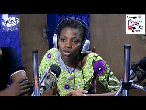 SPORTFM TV - PLATEAU FOOT EUROPE DU 18 MAI 2018 PRESENTE PAR ANGELO FOLLYKOE
