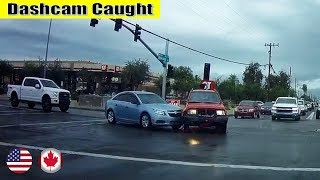 Ultimate North American Cars Driving Fails Compilation - 199 [Dash Cam Caught Video]