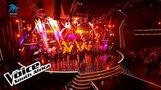 Our Coaches perform an EPIC, Mega Medley!  | Live Shows | The Voice SA