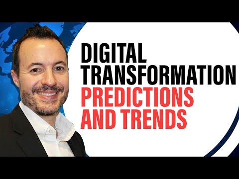 Top 10 ERP And HCM Predictions For 2020 | Digital Transformation Trends