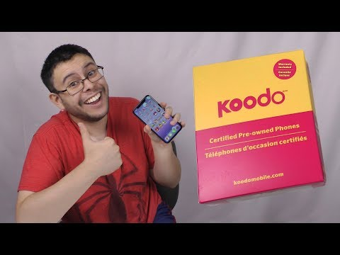Koodo Certified Pre-Owned IPhone X Review & Unboxing