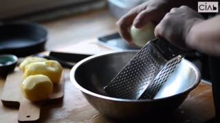Рецепт настоящих драников