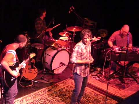 Oil Boom at The Kessler Theater in Dallas, Texas