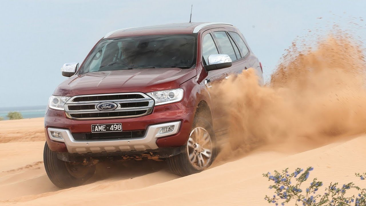 Ford Everest Usa >> MUST WATCH !! 2018 Ford Everest USA Update and Specs - YouTube