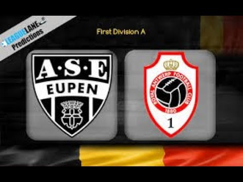 LIVE ~ KAS EUPEN VS ROYAL ANTWERP (BELGIUM JUPILER LEAGUE 2020/2021)