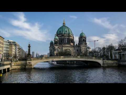 Berlin Cathedral Timelapse - Berlin, Germany