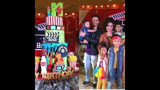 OYO AND TIN'S YOUNGEST MARVIC VALENTIN SOTTO II 80'S THEMED 1st BIRTHDAY PARTY!