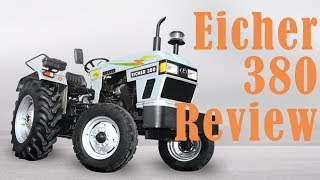 EICHER 380 Tractor   Review, Specifications in Hindi, Details,…