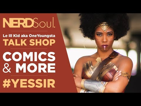 Krystina Arielle Interview: 28 Days of Cosplay, Hooters, Wonder Woman, BuzzFeed & More! | NERDSoul