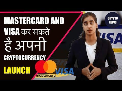 Visa & Mastercard Blockchain Drive Crypto Adoption