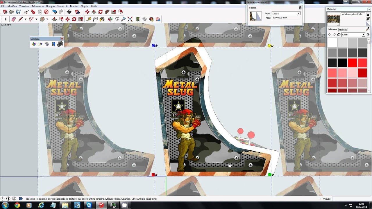 Video Tutorial Come Applicare Immagini A Modello 3d