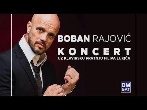 Boban Rajovic - Akustik koncert