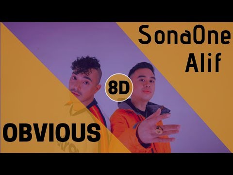 Free Download [ 8d Sound Headphone ] Alif, Sonaone - Obvious (bass Boosted) Mp3 dan Mp4