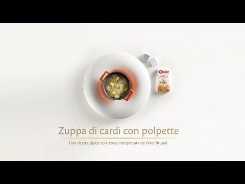 Ricetta - Zuppa di cardi con polpette - BAUER